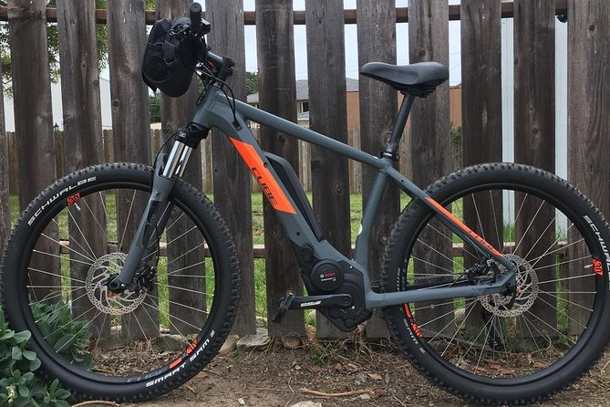Half Day Performance eBike Rental