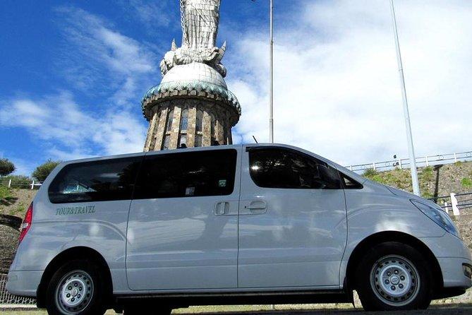 Private Transfer Quito Airport To Quito City/hotel