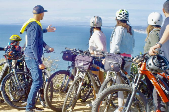 SoCal Riviera Electric Bike Tour of La Jolla and Mount Soledad