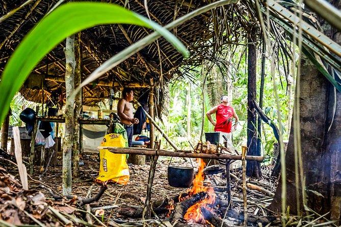 Amazon Red Piranha 4D/3N At Amazon Boto Lodge