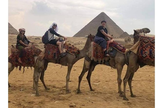 Private Half-day Trip To Giza Pyramids With Camel Riding photo 1