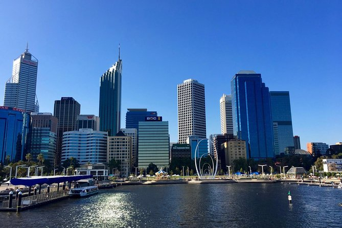 Platinum private Perth and Fremantle full day tour
