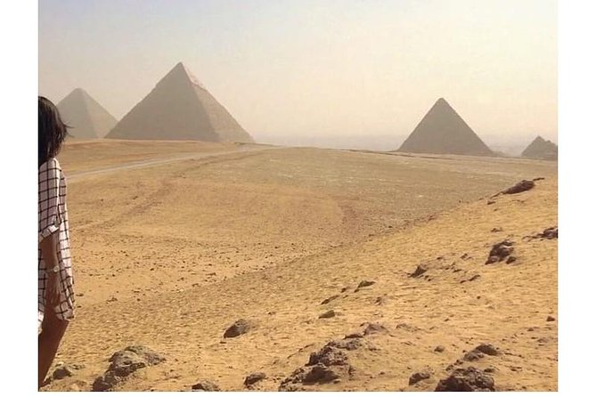Private Half-day Trip To Giza Pyramids With Camel Riding photo 9