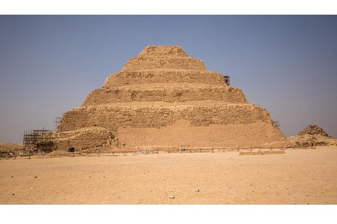 Private Half-day Trip To Giza Pyramids With Camel Riding photo 7