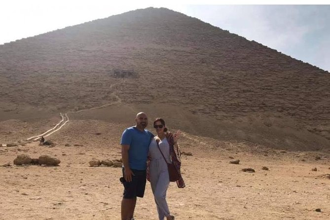 Private Half-day Trip To Giza Pyramids With Camel Riding photo 6