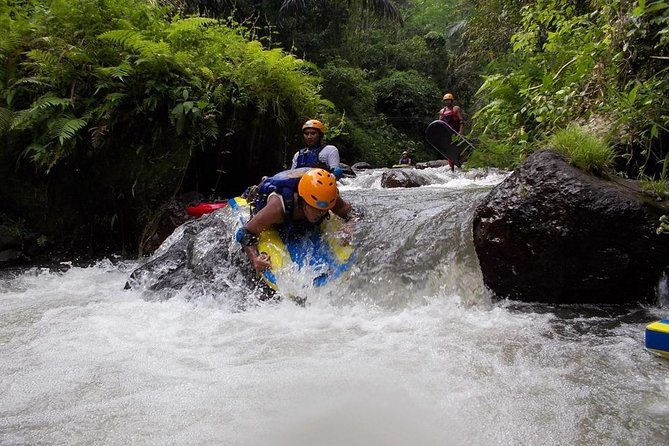River Boarding Tour on the Penet River in Bali