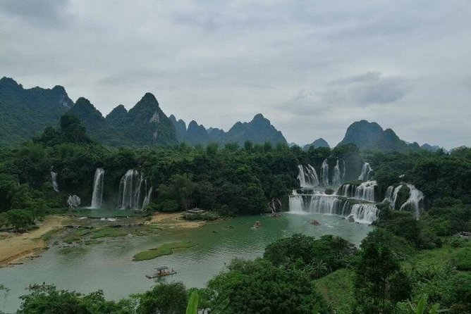 Nanning Detian Waterfall Private Day Tour