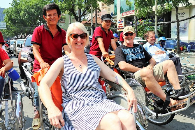Small-Group Saigon City Full Day Tour