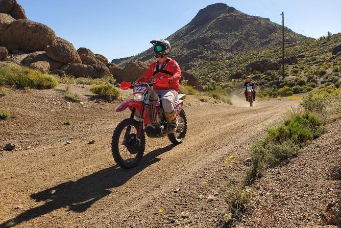 Hidden Valley and Primm Extreme Dirt Bike Tour photo 10