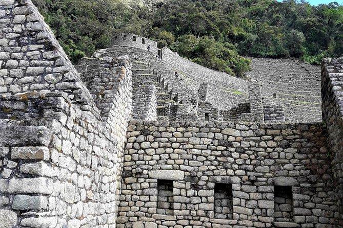 Inca Trail to Machu Picchu: Short Version with Panoramic Train