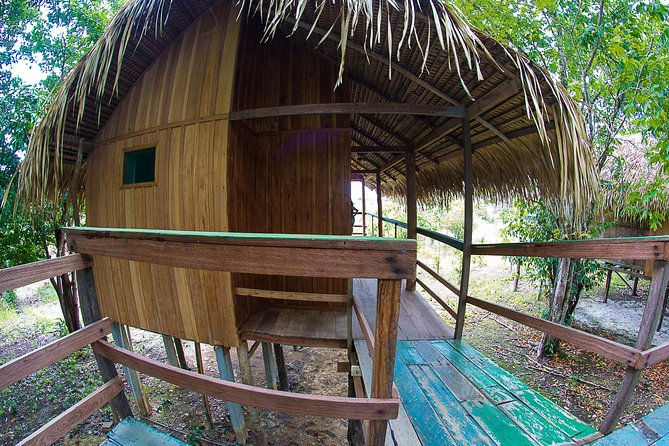 Getting in to the Jungle 3D/2N-At Tucan Amazon Lodge