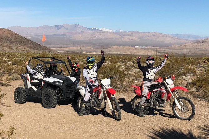 Hidden Valley and Primm Extreme Dirt Bike Tour photo 22