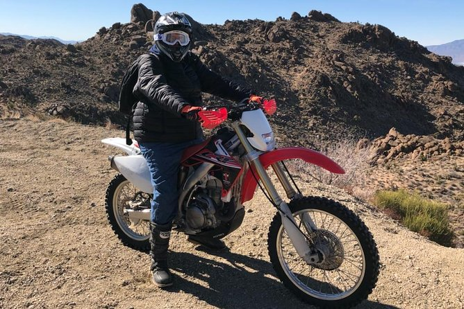 Hidden Valley and Primm Extreme Dirt Bike Tour photo 16