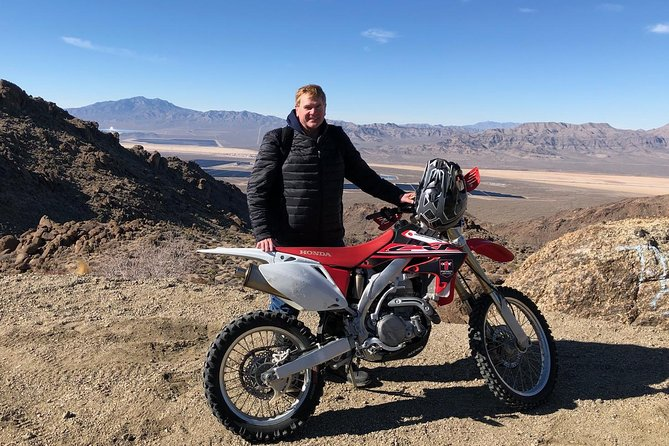 Hidden Valley and Primm Extreme Dirt Bike Tour photo 13