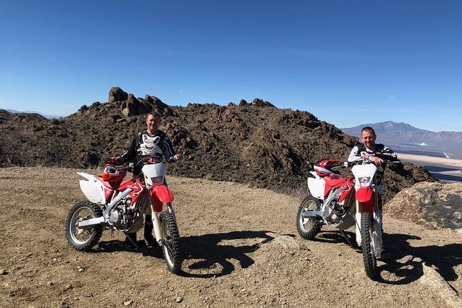 Hidden Valley and Primm Extreme Dirt Bike Tour photo 6
