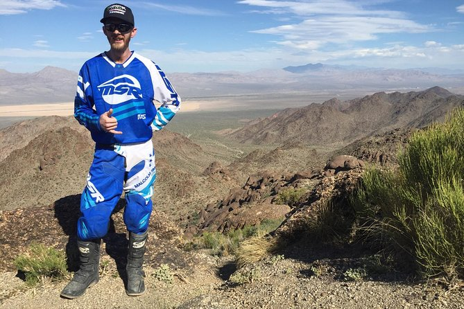Hidden Valley and Primm Extreme Dirt Bike Tour photo 28