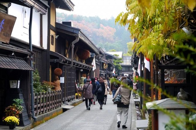 2-Day Snow Monkey Tour: Nagano to Takayama via Matsumoto