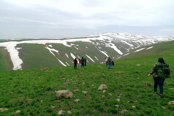 Private tour to Aragats mount(Kari Lake) and Amberd fortress