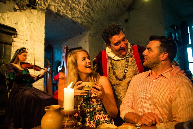 Skip the Line: Medieval Banquet at Bunratty Castle Ticket