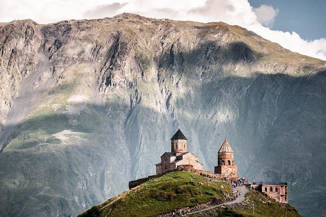One Day Tour in Kazbegi (TravelMenu.ge)
