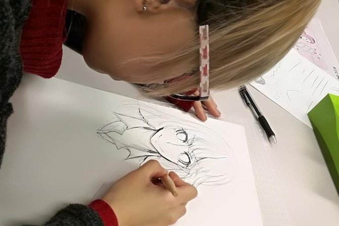 Learn to Draw Manga from a Professional Manga Artist! photo 2
