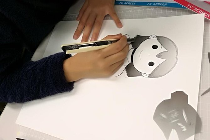 Learn to Draw Manga from a Professional Manga Artist! photo 3