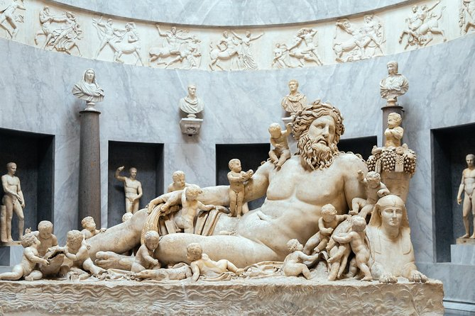 The Ultimate Vatican Museum Express Private Tour photo 4
