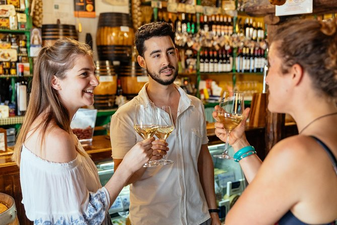The 10 Tastings of Seville With Locals: Private Food Tour