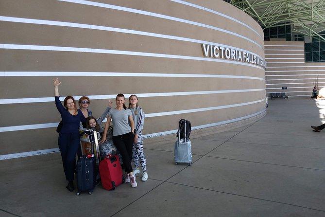 Victoria Falls International Airport Shuttles