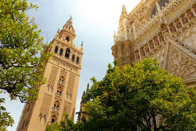 Monuments of Seville Private Tour: Alcazar & Cathedral Skip the Line photo 1