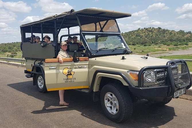 Guest enjoying the view of the Olifants river.