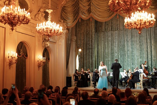 Tchaikovsky Gala-concert in a Palace photo 6