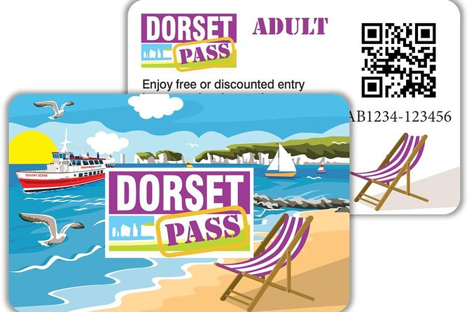 Dorset Pass - 1 Day Pass