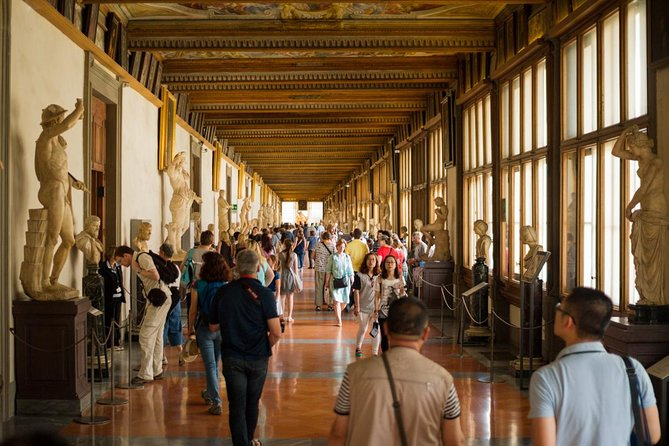 Florence in 4 Hours: Skip the Line David & Uffizi Express Tour photo 30