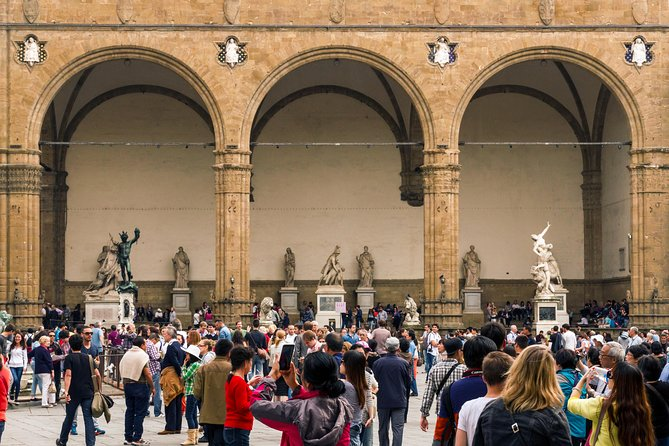 Florence in 4 Hours: Skip the Line David & Uffizi Express Tour photo 26