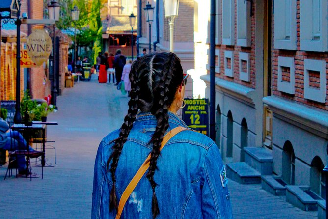 Half-day walking tour in Tbilisi