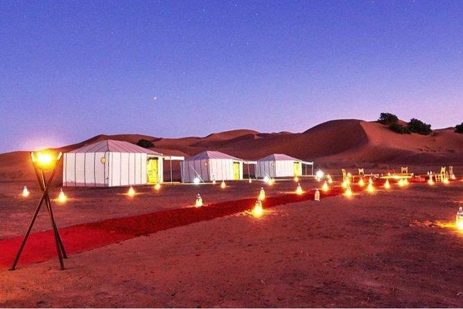 3 days Marrakech to Fes desert tour