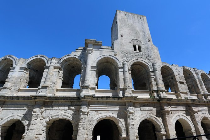 Classic old town Arles from Romans to Vincent Van Gogh - half day private tour