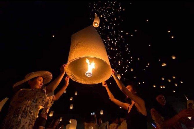 Lantern Festival 2020 @Northern Study Center Maerim, Chiangmai Thailand