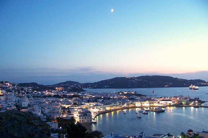 Departure Private Transfer Mykonos to Mykonos Airport JMK by Sedan Car or 4WD photo 7