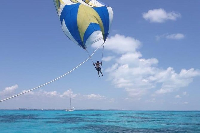 Catamaran Sail to Isla Mujeres with all inclusive from Cancun or Riviera Maya