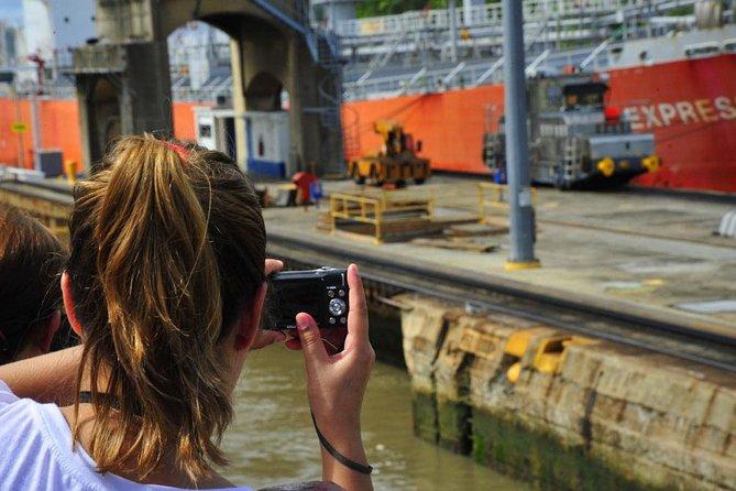 Tour Panama Canal