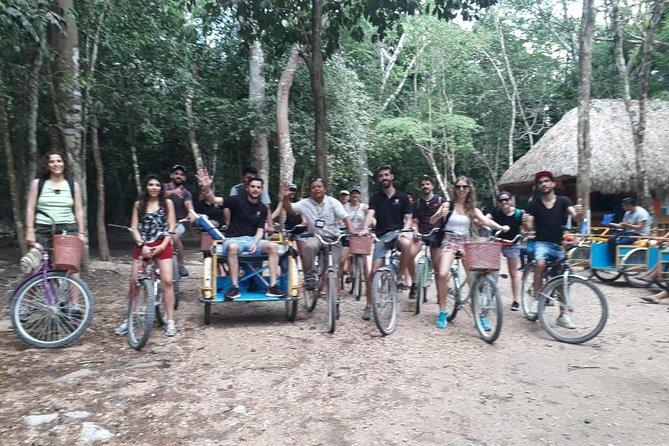 Ek Balam - Cenote Hubiku - Coba