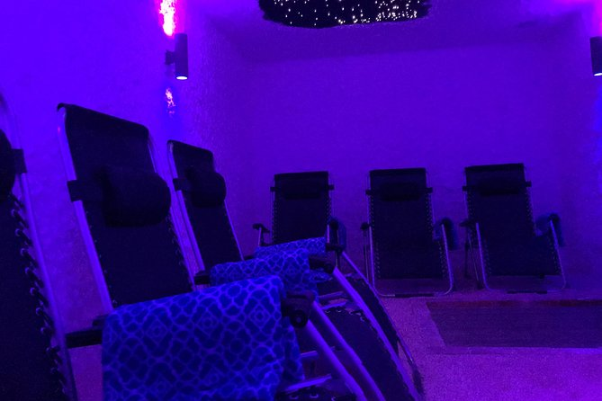 Halotherapy Salt Room Session