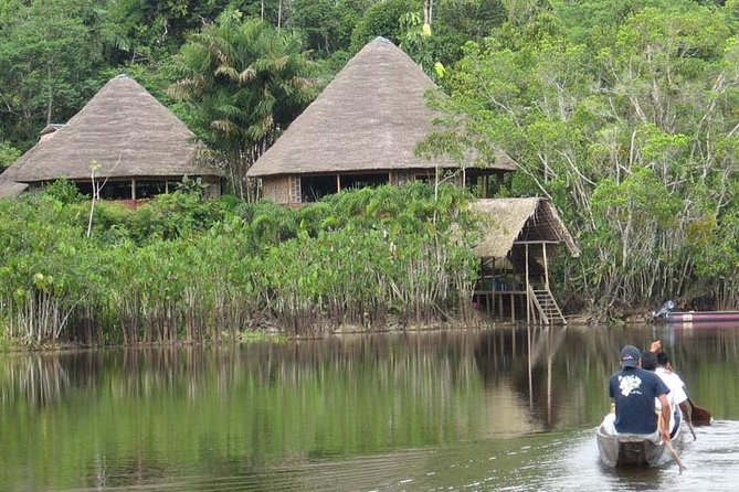 8-Day Trip in the Andes including Upper Amazon in Tena