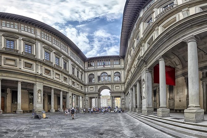 Florence Uffizi Tour for Beginners
