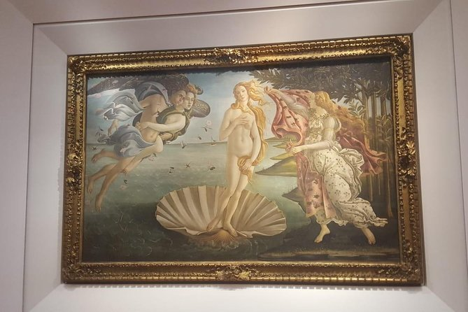 Florence Uffizi Tour for Beginners photo 7