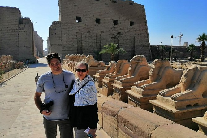 luxor and karnak temple private guided tour from luxor hotels