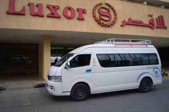 Private Transfer - Luxor Airport Arrival or departure