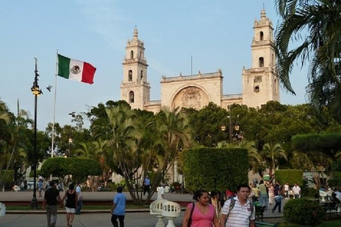 Merida Sightseeing Tours~Also An Accessible Tour